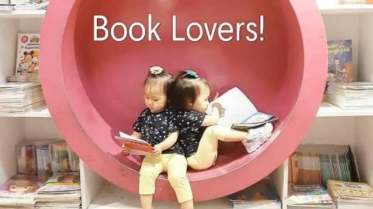 Tips Mengenalkan Buku kepada Anak