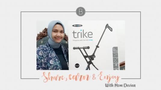 Share, Earn & Enjoy with Mom Devina