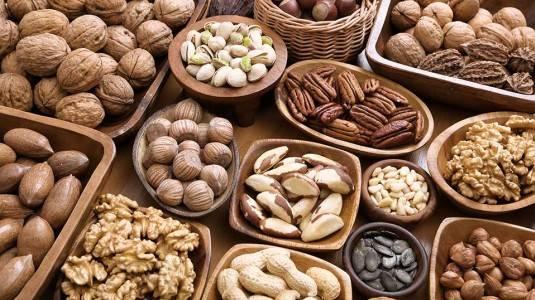 6 Makanan Tinggi Kandungan Mineral