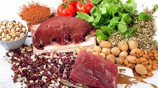5 Jenis Makanan yang Mengandung Zat Besi