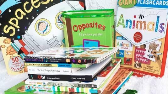 Tips Hemat Belanja Buku Anak