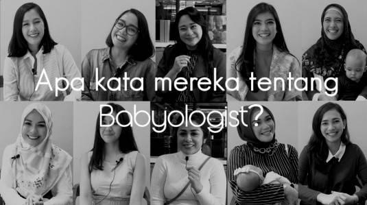 Apa Kata Ardina Rasti, DJ Una dan Influential Moms lainnya mengenai Babyologist?