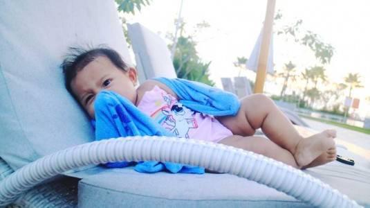 Homecare untuk Kulit Bayi yang Kering