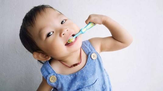 Review Jack n Jill Toothpaste Banana Flavour by Mom Deborah