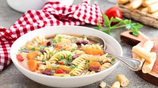 Sup Makaroni, Menu Alternatif Saat si Kecil Bosan