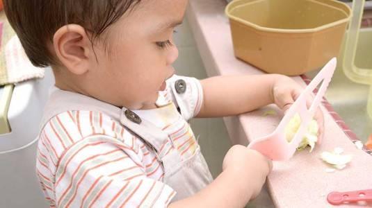 Tips Menyiasati GTM Bisa Dengan Membantu Pekerjaan Rumah Ini Lho Moms