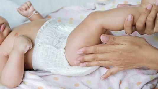 Solusi Ruam Popok pada Bayi
