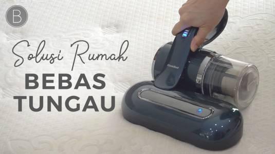 Babyo Review: Mamibot Vacuum Cleaner UVLITE100