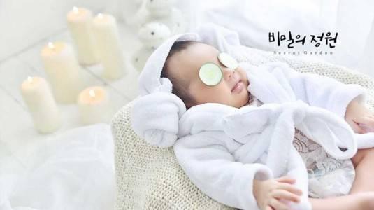 Bagaimana Proses Pemotretan Newborn?