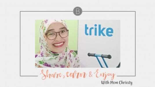 Share, Earn & Enjoy with Mom Chriesty