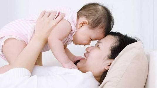 Komunikasi dengan si Bayi Yuk!