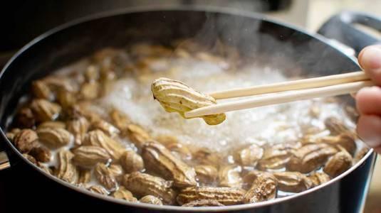 Hamil Sehat dengan Kacang Rebus
