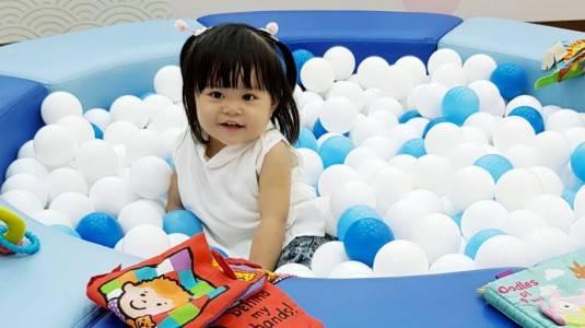 Tips Mengajak Bayi Main di Arena Bermain Publik