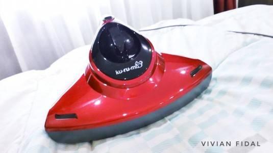 Review Kurumi UV Vacuum Cleaner by Mom Vivian