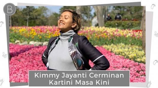 Kimmy Jayanti Cerminan Kartini Masa Kini