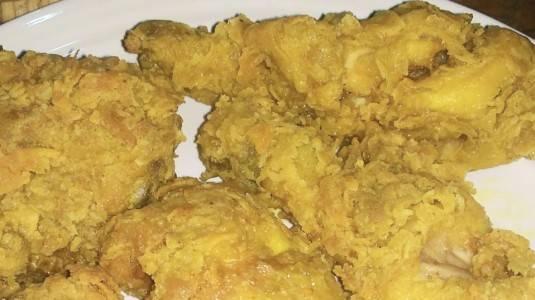 Ayam Crispy MPASI Baby Haw 18M+