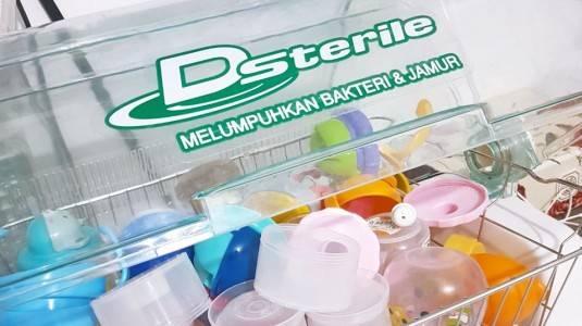 D'Sterile Andalanku untuk Membunuh Kuman dan Bakteri