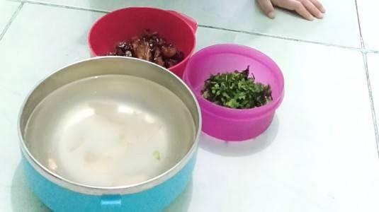 Resep Bakmoy untuk Anak 20 M+