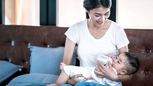 Pilihan Botol yang Tepat untuk Anak Menyusu