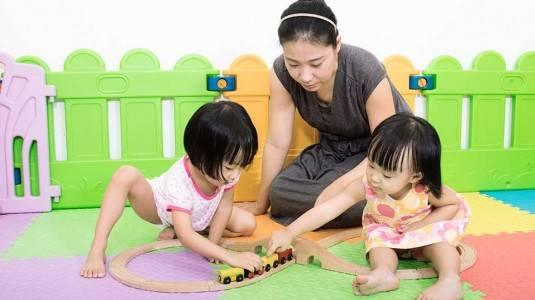 Memutuskan Menitipkan Anak di Daycare