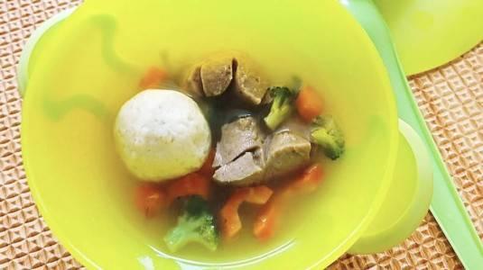 Resep Sup Pelangi, Kesukaan Anak