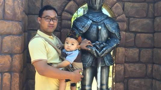 Tips Menciptakan Bonding yang Erat antara Ayah dan Anak