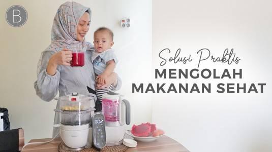 Babyo Story with Mom Mira: Solusi Praktis Mengolah Makanan Sehat untuk Bumil
