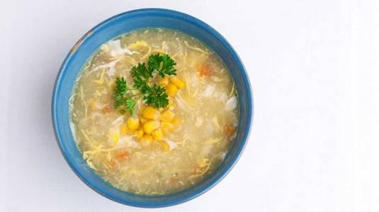 Manfaat Jagung untuk si Kecil & Resep Sup Jagung Simple