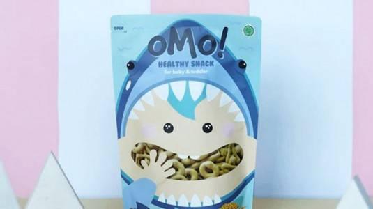 OMO! Snack Sehat untuk si Kecil
