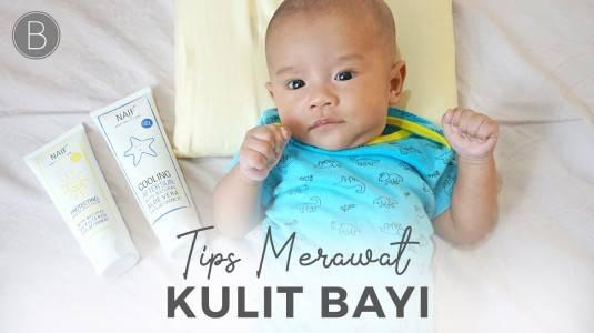 Babyo Tips: Langkah-Langkah Merawat Kulit si Kecil