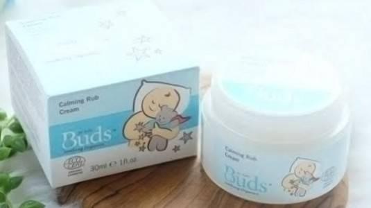 Buds Organic Calming Rub Cream: Solusi untuk Anakku saat Kolik