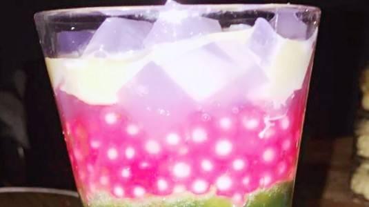 Es Pelangi Menu Berbuka Puasa yang Sehat