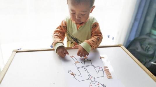 Ide Permainan untuk si Kecil: Pattern Bandage
