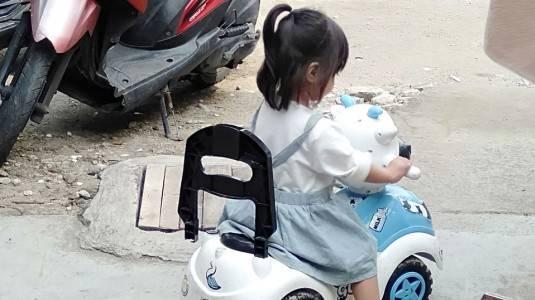 Menghadapi Toddler yang Super Aktif