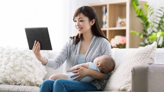 Menghadapi Long Distance Marriage (LDM) Dengan Batita dan Kehamilan