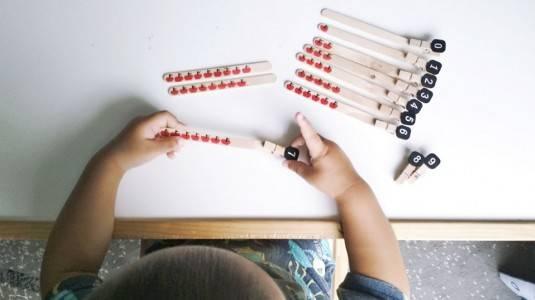 Ide Bermain untuk si Kecil: Apple Counting Activity
