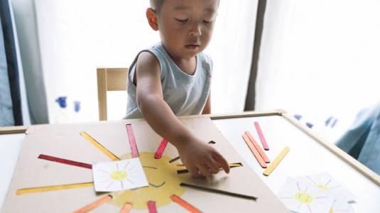 Ide Bermain untuk Si Kecil: Sunshine