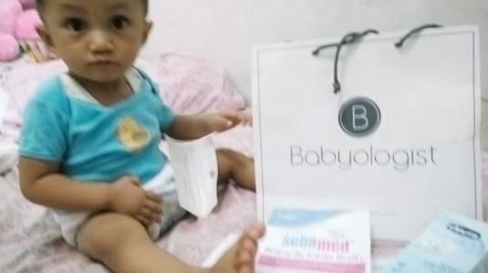 Share, Earn & Enjoy: Sebamed Baby Bubble Bath & Chicco Nappy Cream