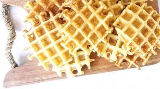 Resep Waffle