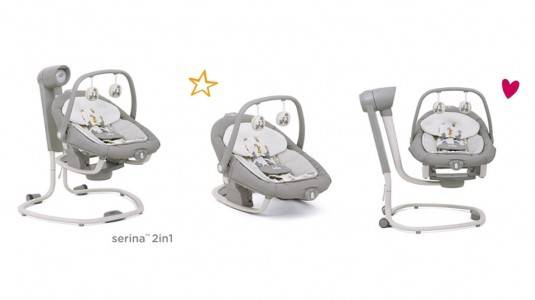 Joie Bouncer Meet Serina 2 in 1