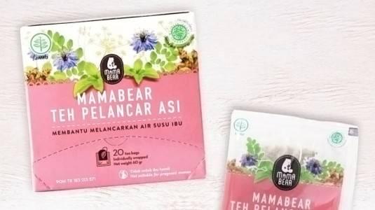 Review Booster ASI: Mamabear Teh Pelancar ASI