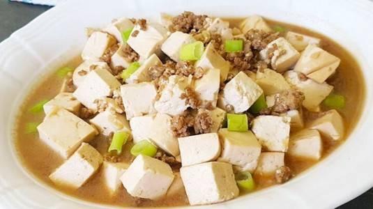 Resep Tahu Daging Cincang