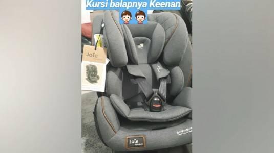 Gunakan Car Seat Sedini Mungkin pada si Kecil