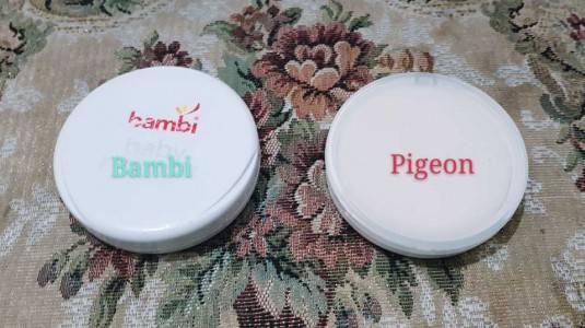 Review Pemakaian Bedak Baby Compact Powder