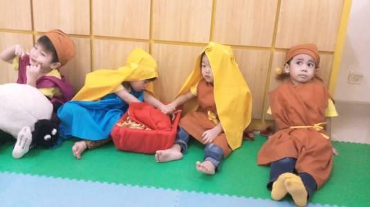 Tips Memilih Sekolah untuk Batita