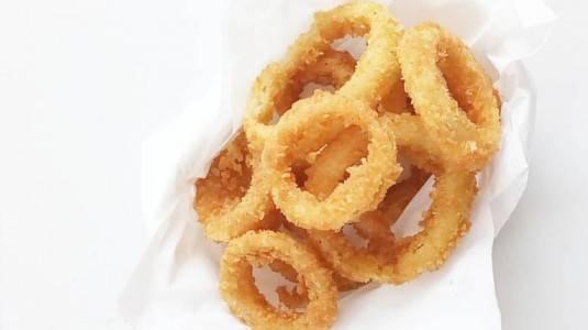 Onion Rings Bisa Jadi Snack untuk si Kecil
