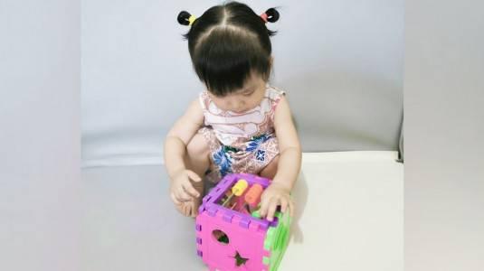 Mainan Kubus untuk Perkembangan Anak