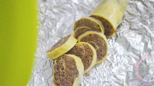 Resep MPASI Beef Rolade