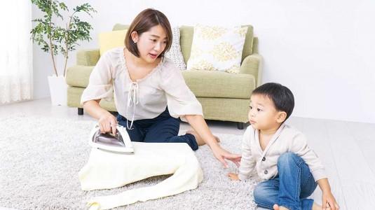 Working Mom Tanpa Pembantu, Stres Gak Sih?