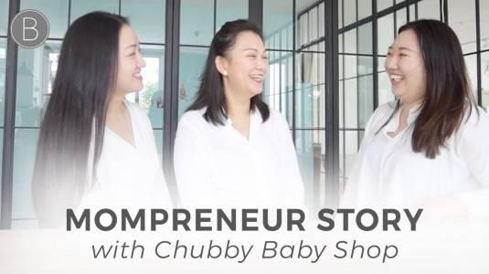 Babyo Story with Chubby Baby Shop: Menjadi Mom dan Entrepreneur